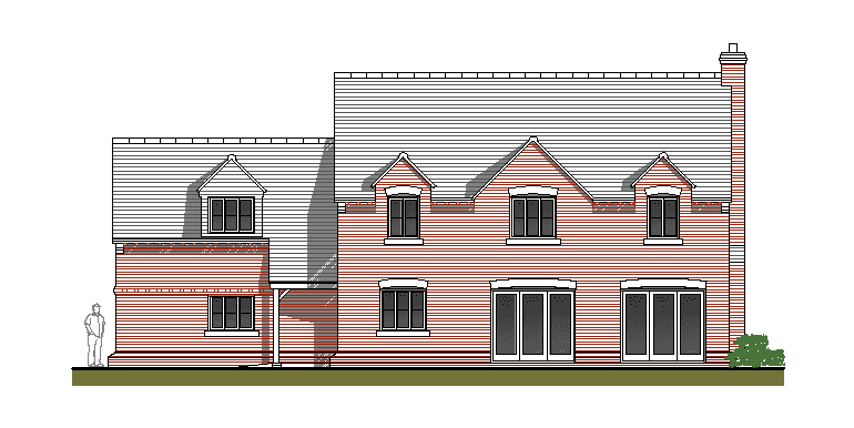 Plot 2 Lilly Close Front Elevation2